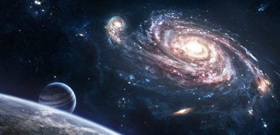 Cosmic Questions : How big is the universe? ; How fast is it expanding? ; Where is the force coming from? ; Where is the centre of the universe?