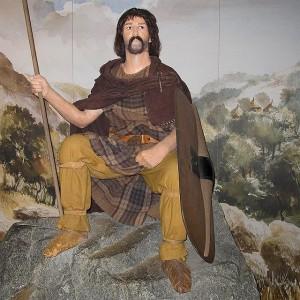 Guernsey Iron Age Warrior