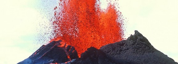 Want to Study Volcanoes – Then look at art work