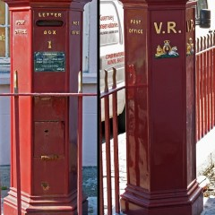 Guernsey on the Map – The First and Oldest Post Box in the British Isles