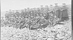 Musketry Practice, Vazon, April 1917. No 12 Platoon