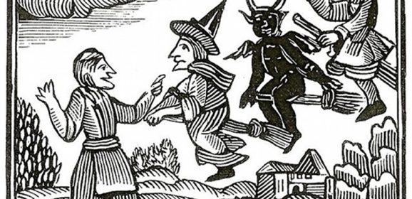 The Last Witchcraft Trial in Guernsey