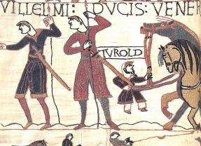 Secrets of The Bayeux Tapestry : Hidden Meanings & Gestures