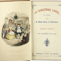 "Interesting Factoids about Dickens' ""A Christmas Carol"""