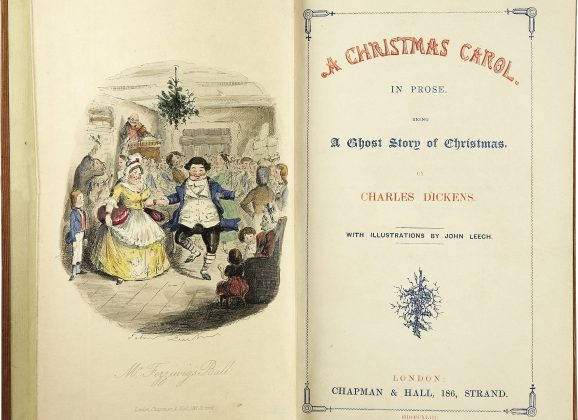 """Interesting Factoids about Dickens' """"A Christmas Carol"""""""
