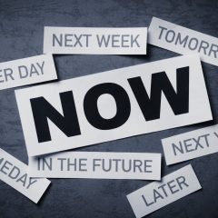 Procrastination – The Science of 'putting it off'