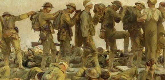 Firsts of World War I – Gas