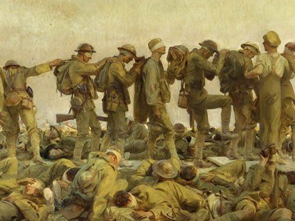 the contrast between world war one and The eastern front in world war one is often largely unknown to many westerners the situation there was quite different to that on the western front here, rebecca.