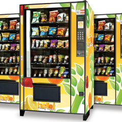 Who Invented the Vending Machine ?