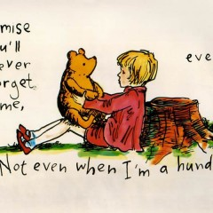 Winnie the Pooh – A Real Bear with a WWI Story