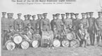The Band of the 1st Battalion RGLI