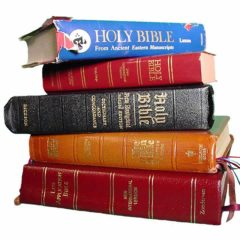 How Was the Christian Bible Put Together ? Who Wrote it All ?