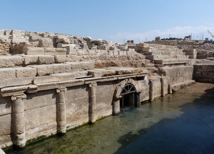 An Ancient Mystery Solved     Hierapolis,