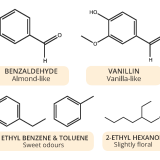 Aroma Chemistry : What Causes the Smell of Old & New Books?
