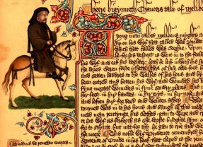 What did Middle English (the language of Chaucer) Sound Like ?