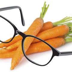 Is it True that Eating Carrots Helps You See in the Dark?