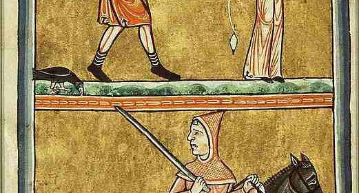 How Medieval People Used to Walk