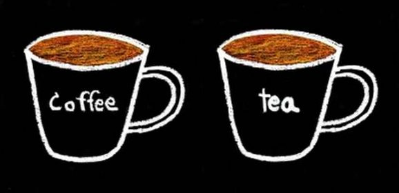 Does Tea Have More Caffeine than Coffee?