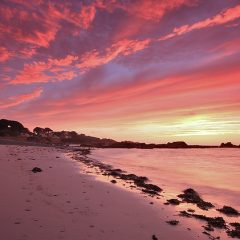 """Is There Any Truth in the Old Weather saying of """"Red Sky at Night Shepherds Delight"""" ?"""