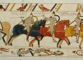 Who Made the Bayeux Tapestry ?