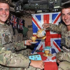 How to Win a World War – Buy all the Tea in the World!