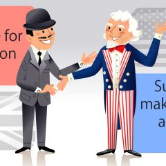 What Are The Differences Between British & American English?