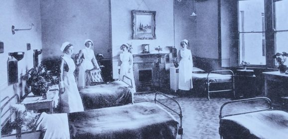 Guernsey's WWI Military & Convalescence Hospitals