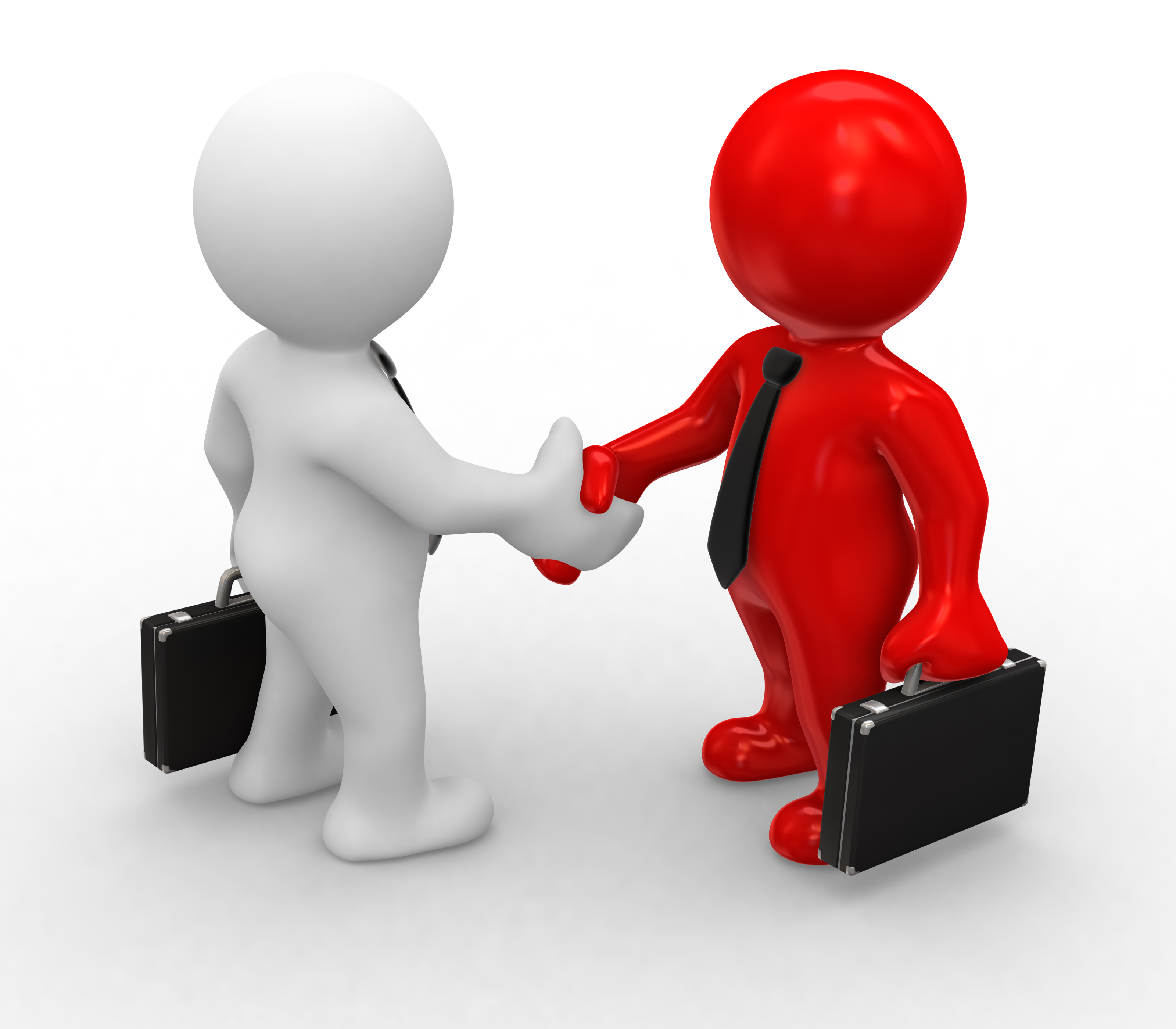 Why do we shake hands as a greeting? | guernseydonkey.com