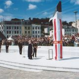 Guernsey's Liberation Monument – A Fusion of Art and Science