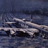 Sark's Lancaster Bomber