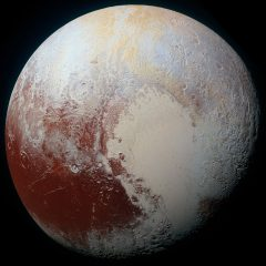Why is Pluto no longer classed as a Planet ?