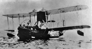 Sea Eagle Flying Boat
