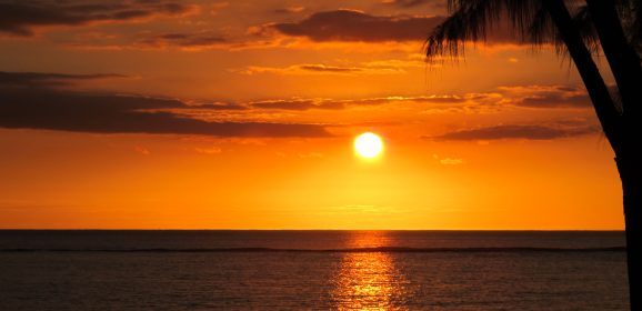 How Are the Times of Sunrise & Sunset determined ?