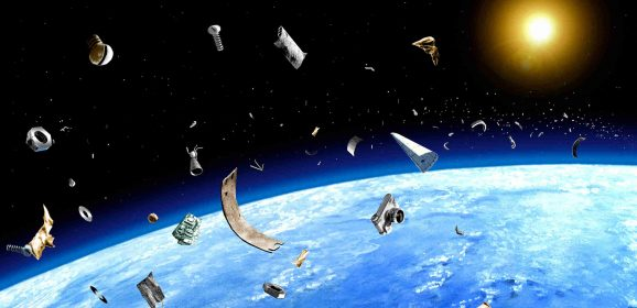 Time to Take Out the Space Junk