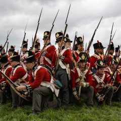The Redcoats are Coming ! – But Why Were the British 'Red Coats', Red?