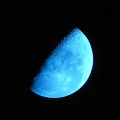 So How Long is Once in a Blue Moon ?