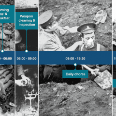 How Did So Many Soldiers Survive the Trenches ?