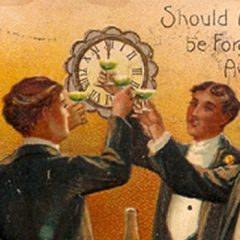 "It's New Year's Eve, time to sing ""Auld lang syne"" again. But what does it mean ?"