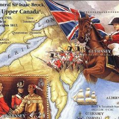 Sir Isaac Brock, Guernseyman and Hero of Upper Canada