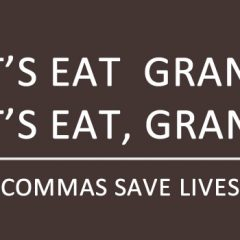 """Punctuation Marks Save Lives"" – When Was Punctuation First Used in Language?"