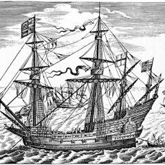Alderney's Elizabethan Wreck