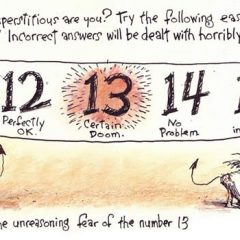 Why is Friday the 13th Considered Unlucky ?