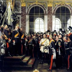 Sowing the Seeds of Future Conflict : Germany's first emperor is crowned in France