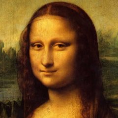 What mood was the Mona Lisa in?