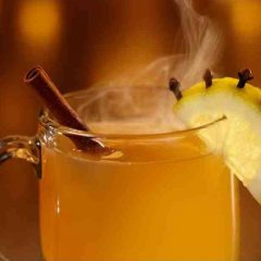 Winter Warmer – Mulled Cider