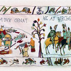 The Bayeux Tapestry – The Missing Ending
