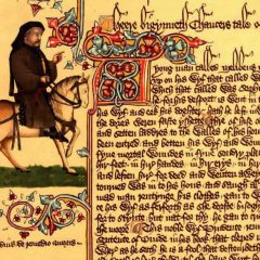 Chaucer – Medieval Master Wordsmith