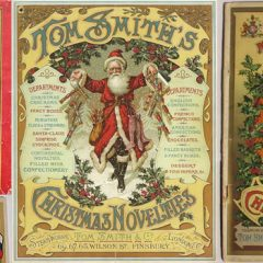 Christmas Crackers – A History of Tom Smith