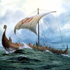Has the Fabled Viking 'Magic Crystal' been discovered … in the Channel Islands ?