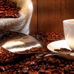 Coffee – buzzy, frothy goodness
